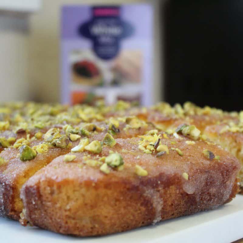 gluten free lemon and pistachio drizzle cake 29_square