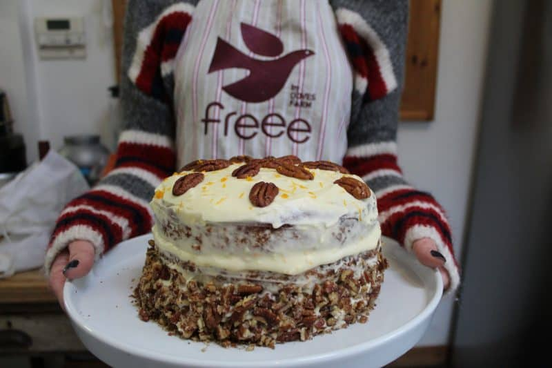 GLUTEN FREE HUMMINGBIRD CAKE RECIPE