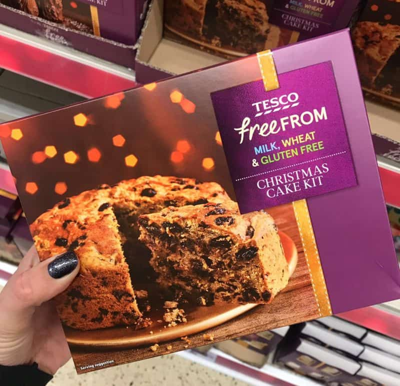 gluten free christmas food 2018