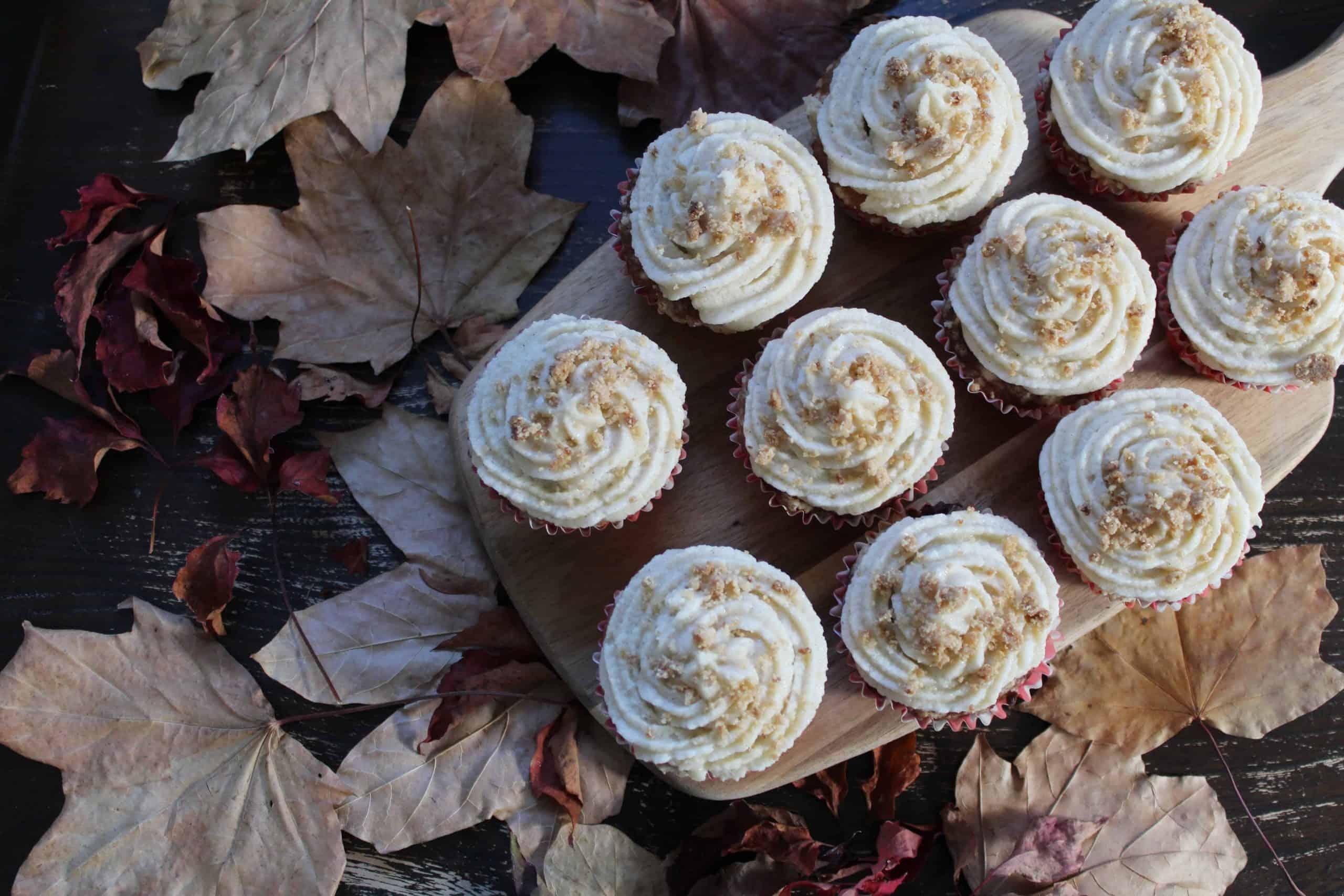 gluten free apple crumble cupcakes recipe 44