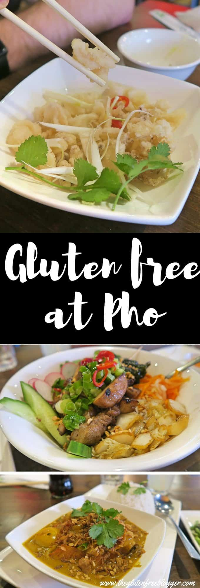 gluten free pho - vietnamese food - coeliac - celiac - coeliac uk - gluten free restaurant
