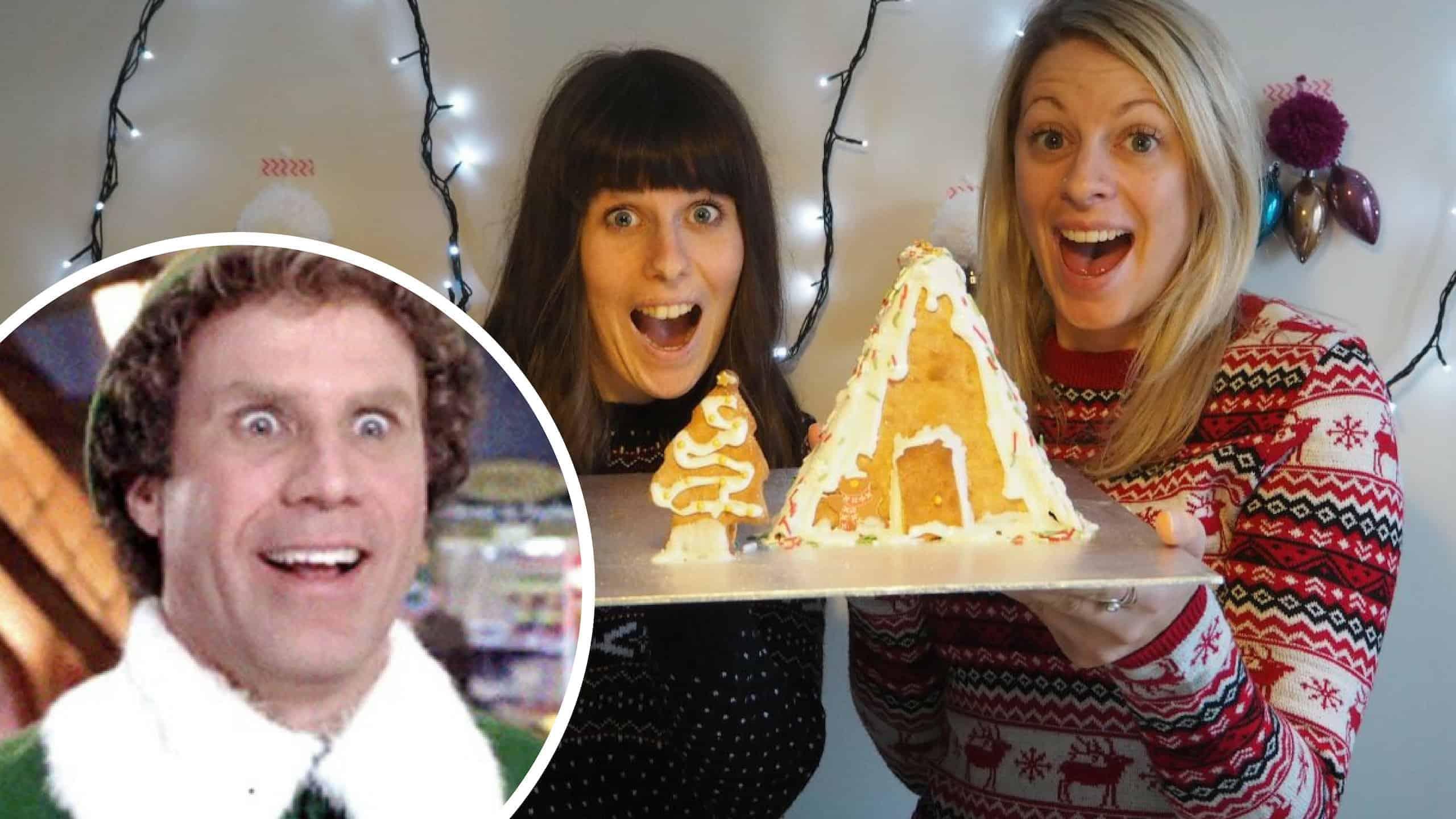 gluten free christmas coeliac humour