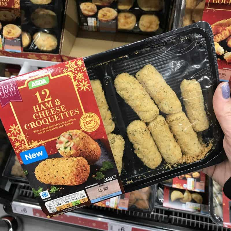 asda gluten free christmas party food