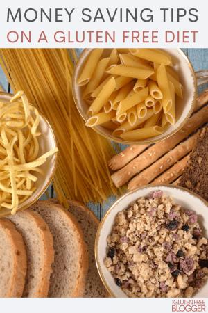 money saving tips gluten free diet