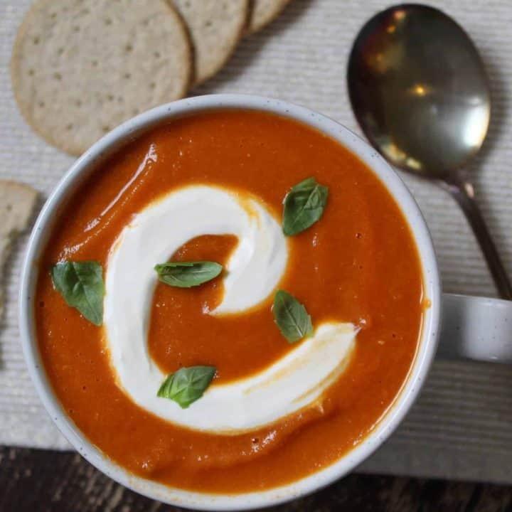 GLUTEN FREE TOMATO SOUP RECIPE 6 EDIT