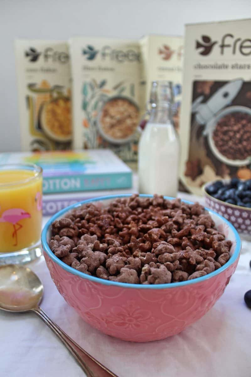 gluten free cereal bars recipe easy recipe freee by doves farm