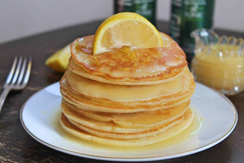 gluten free gin and tonic pancakes recipe