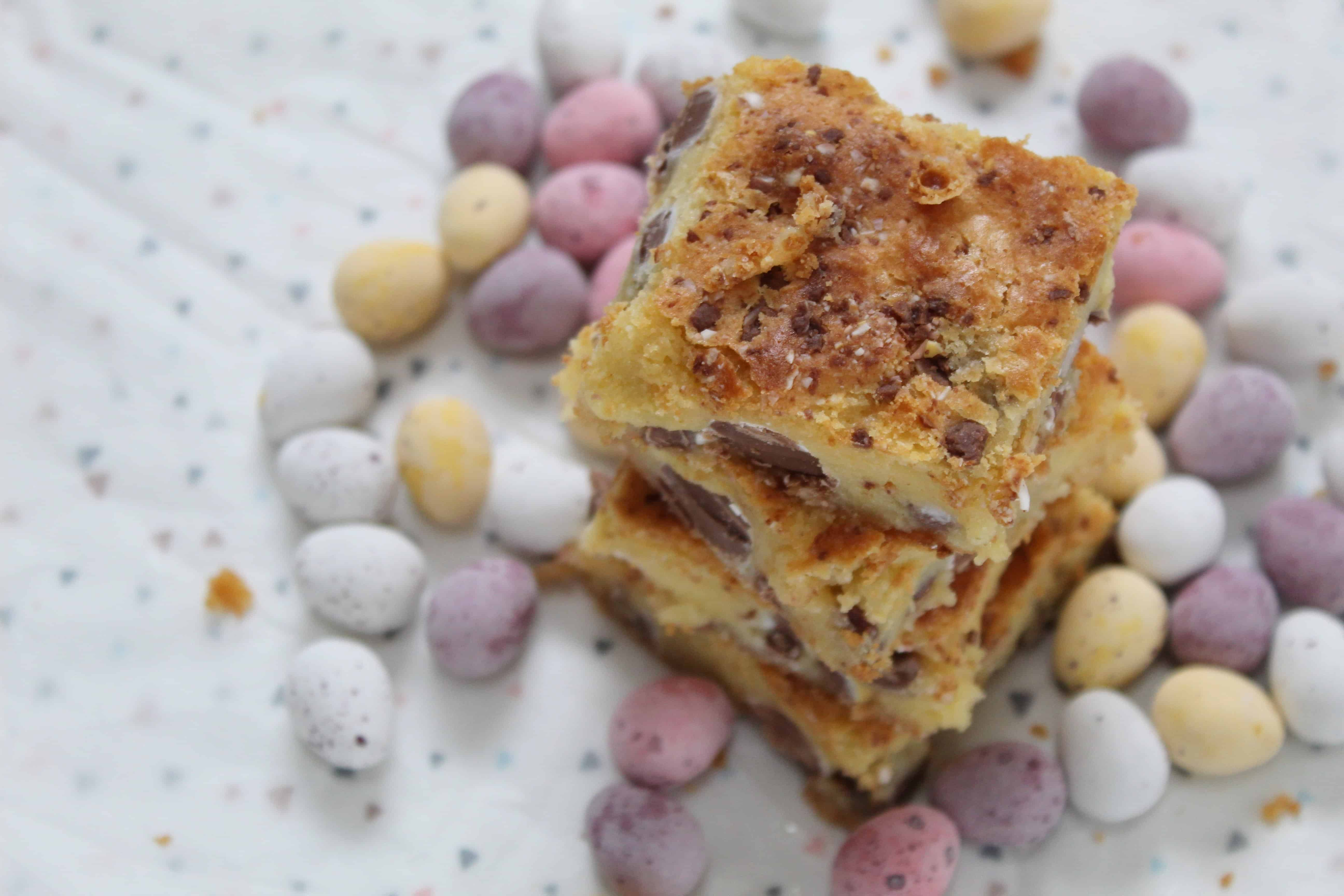 gluten free mini egg blondies recipe 58 EDIT