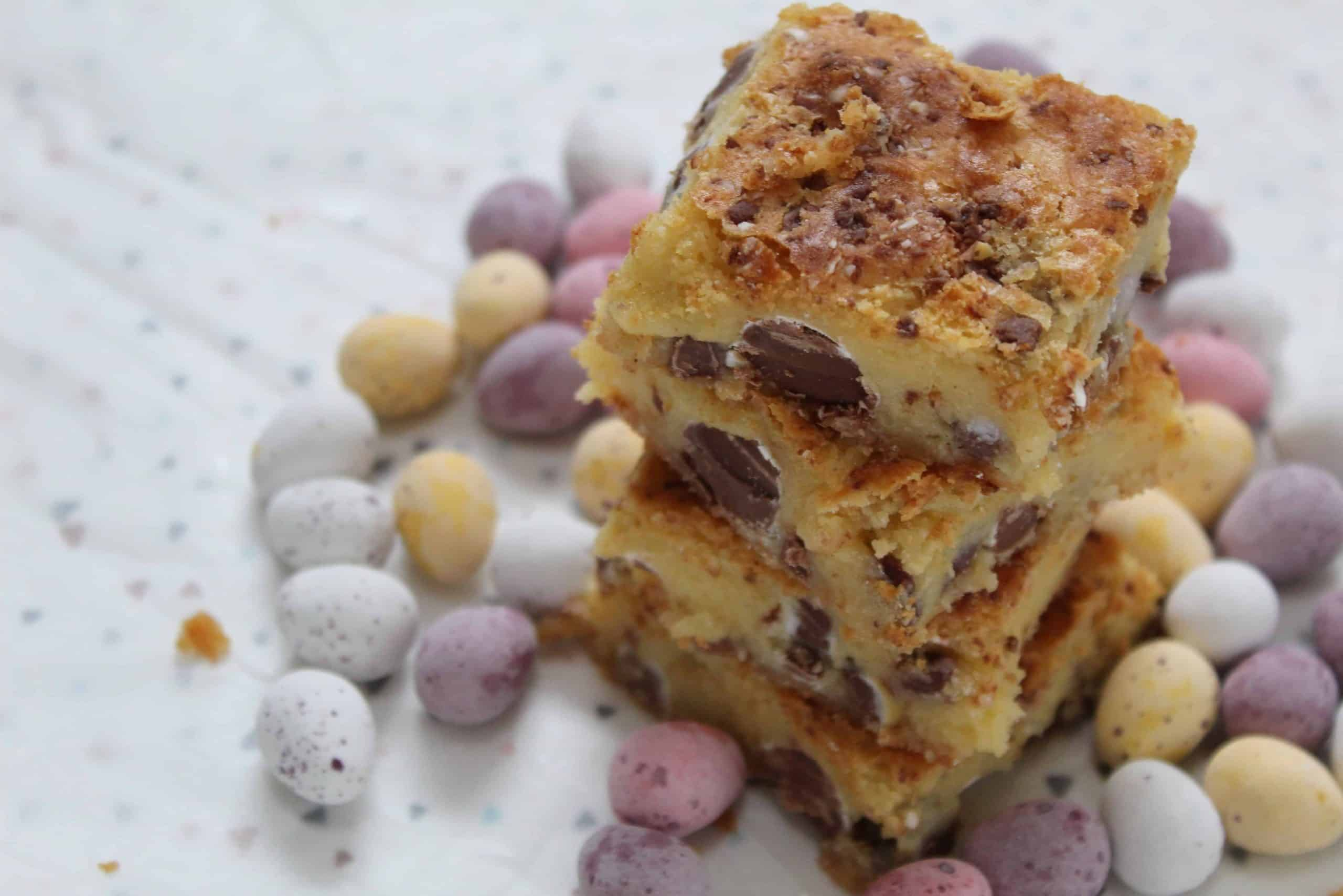 gluten free mini egg blondies recipe 59 EDIT