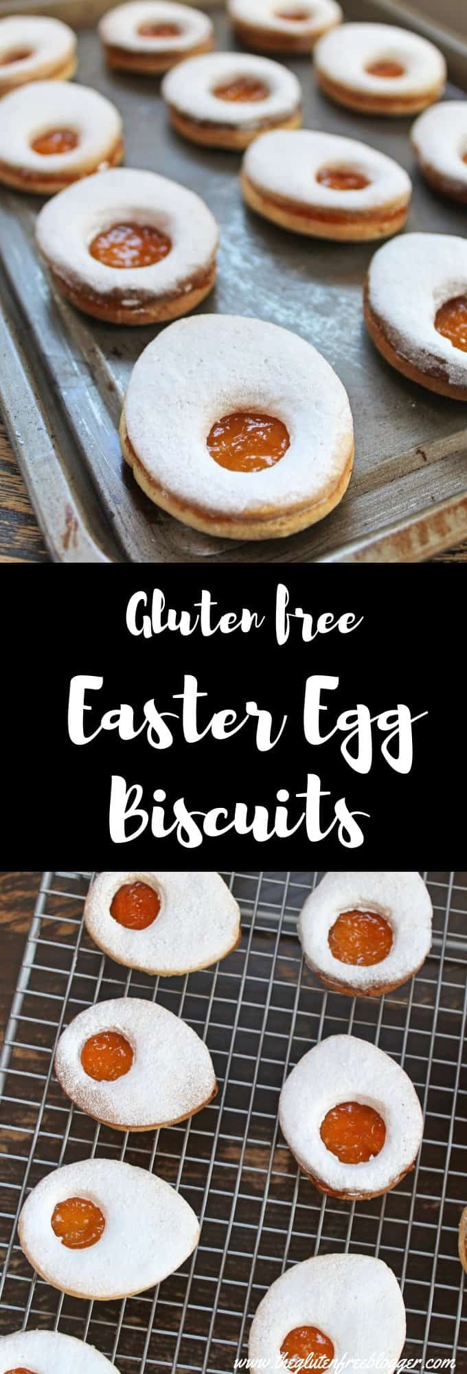 gluten free easter egg biscuits simnel spice linzer biscuits