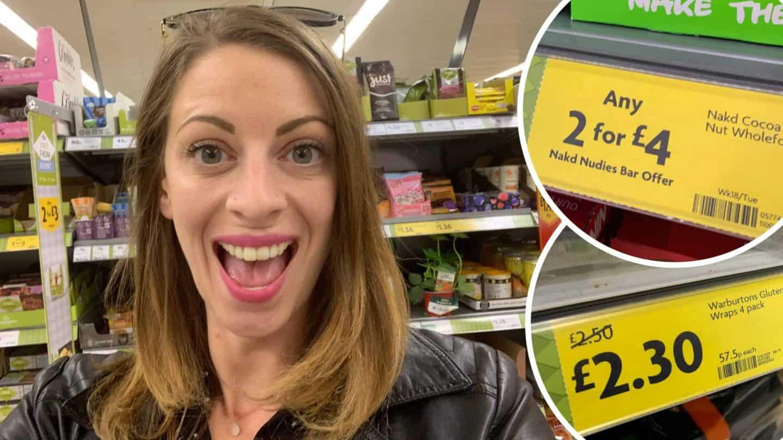 gluten free bargains offers coeliac awareness week 2019