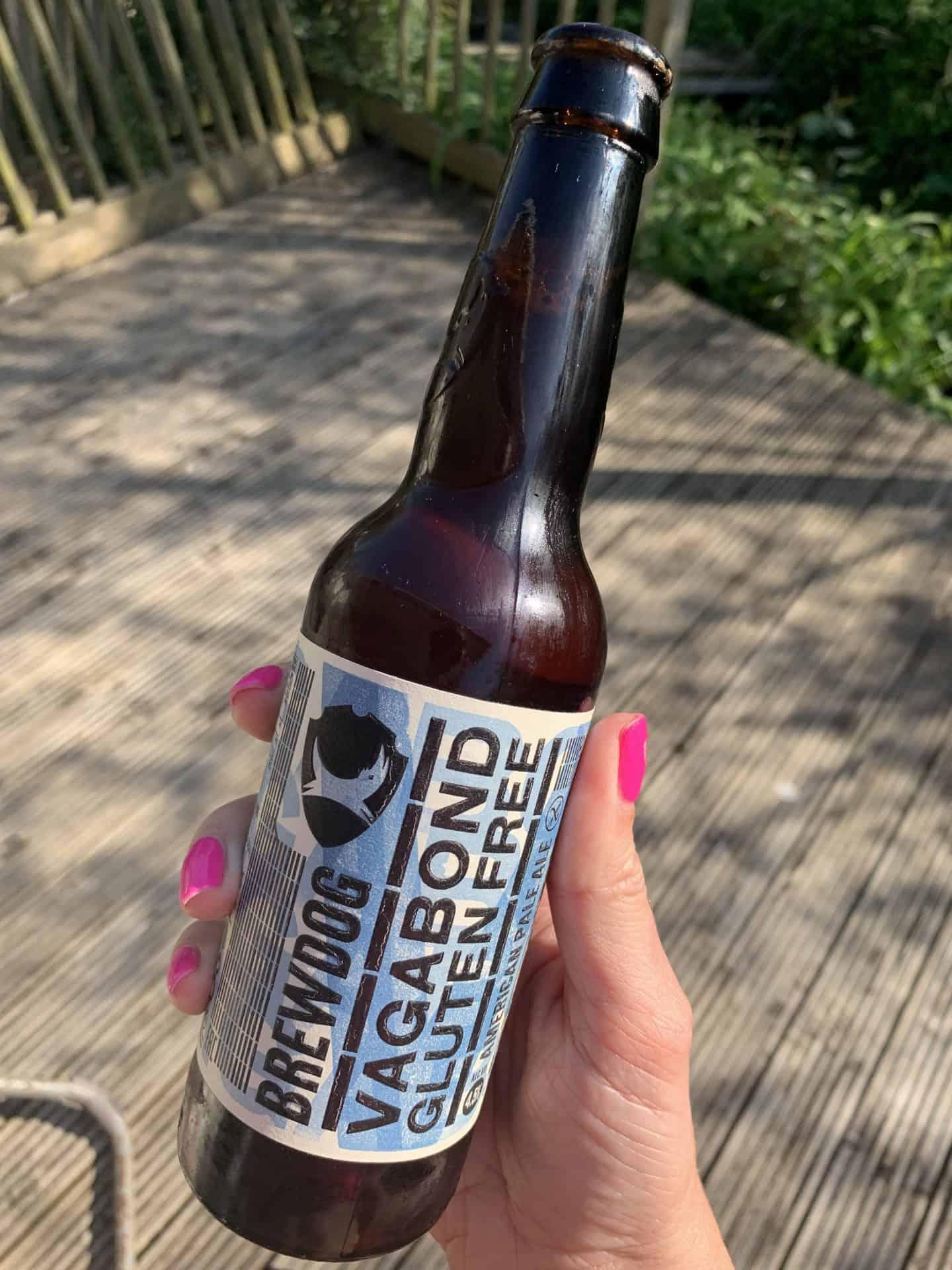 gluten free beer brewdog vagabond