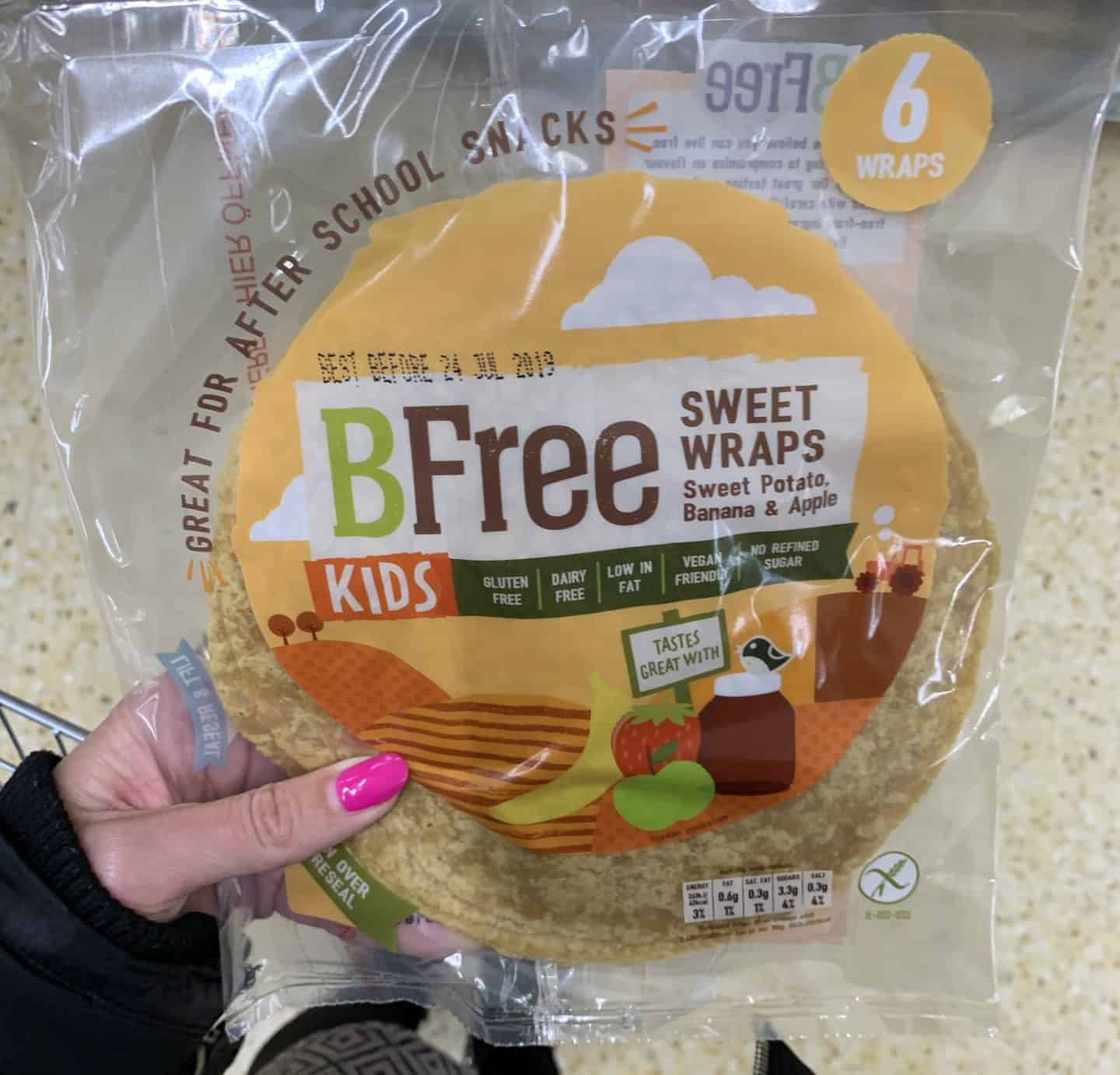 gluten free foods may 2019 5