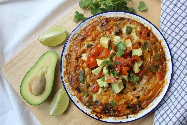 gluten free mexican frittata recipe 12