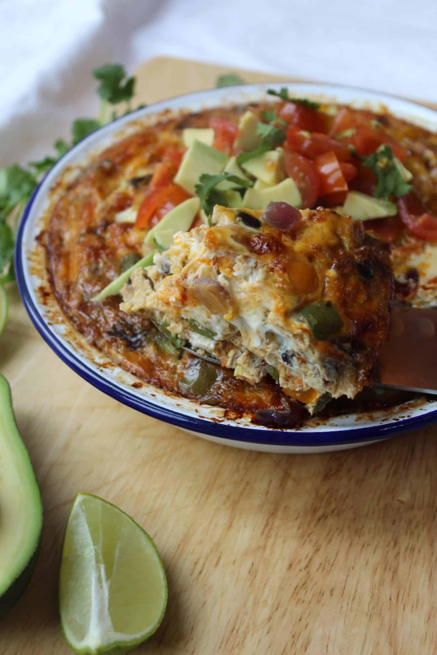 gluten free mexican frittata recipe 19