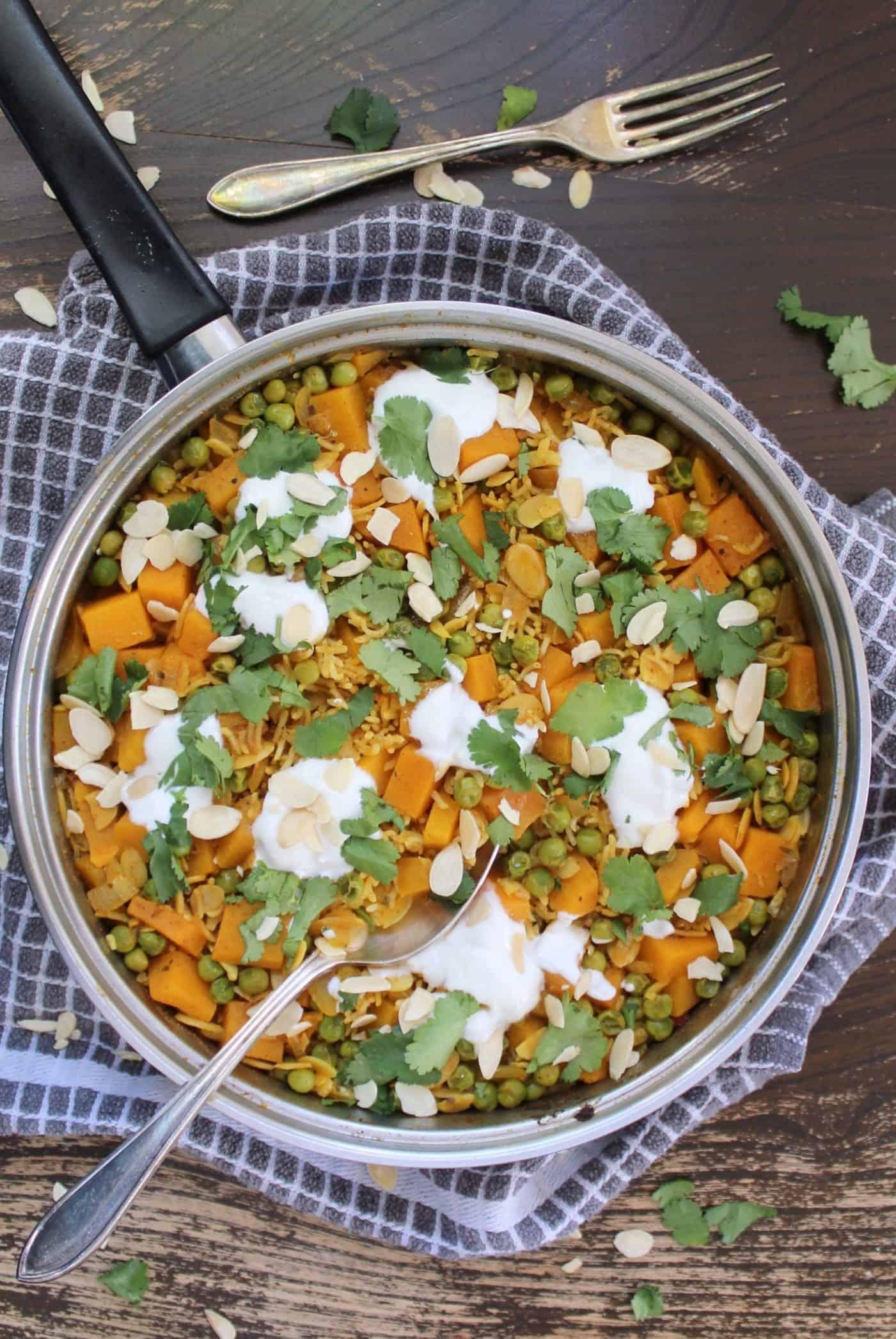 gluten free vegetable biriyani recipe 12