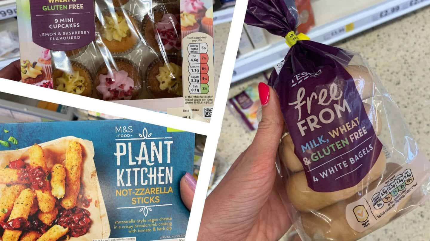 gluten free finds june 2019