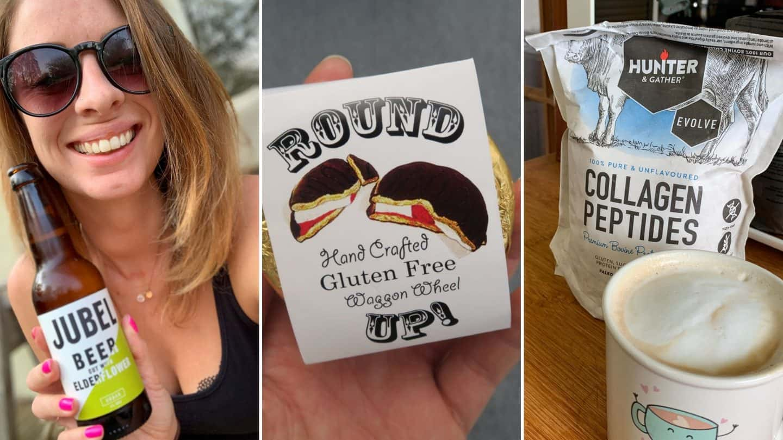 gluten free plastic free packaging