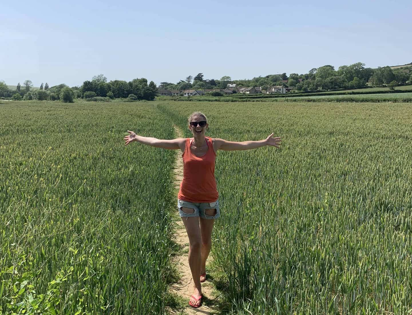 coeliac annual check up the gluten free blogger 1