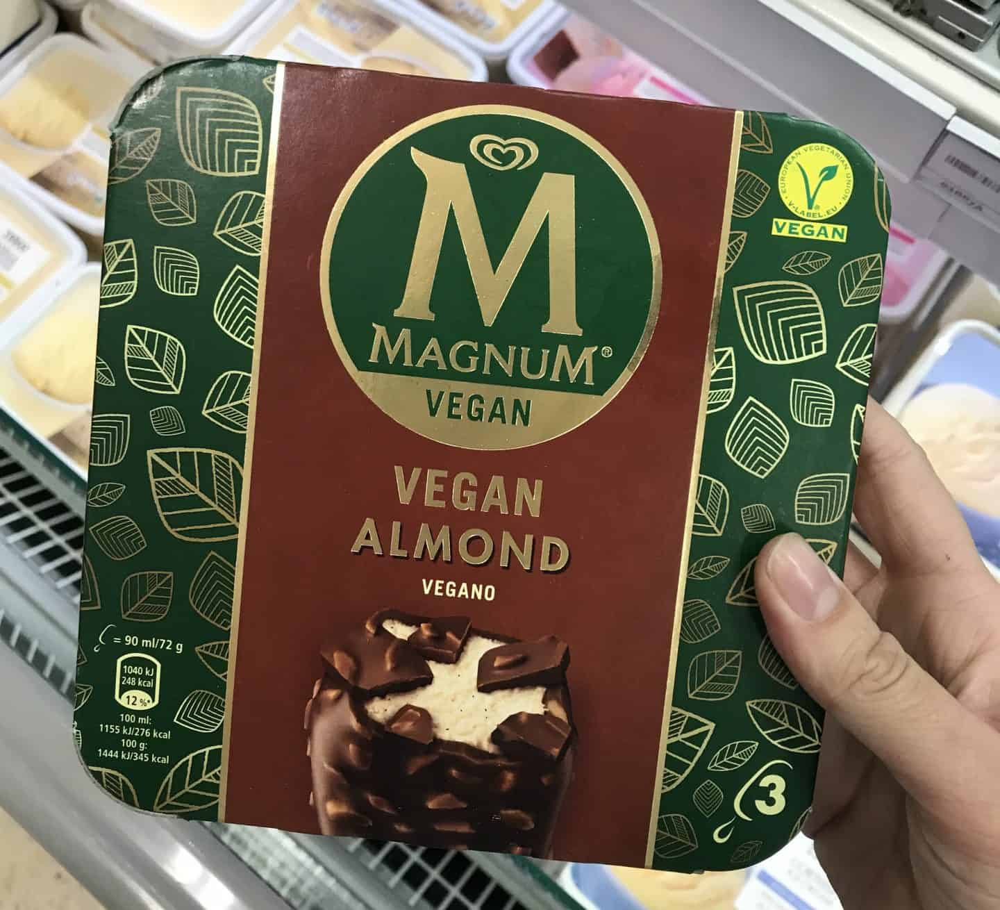gluten free ice-creams and ice lollies UK 2019