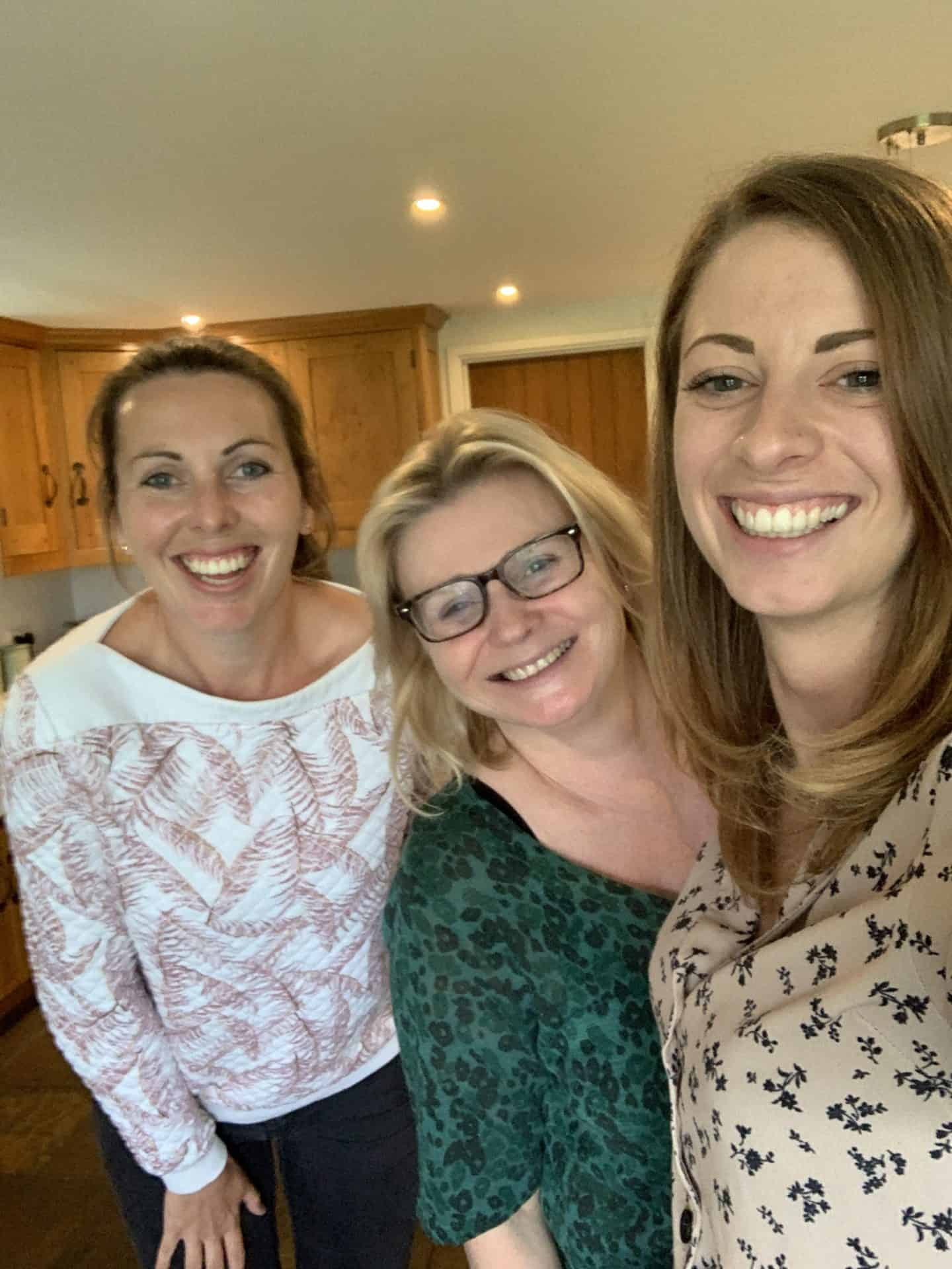 OH CRUMBS PODCAST - LAURA STRANGE JANE DEVONSHIRE SARAH HOWELLS