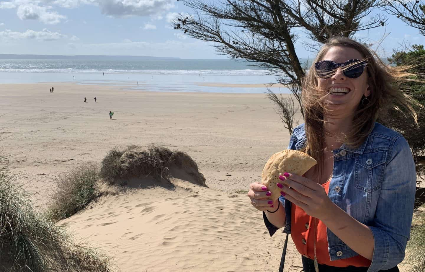 gluten free saunton break cafe north devon
