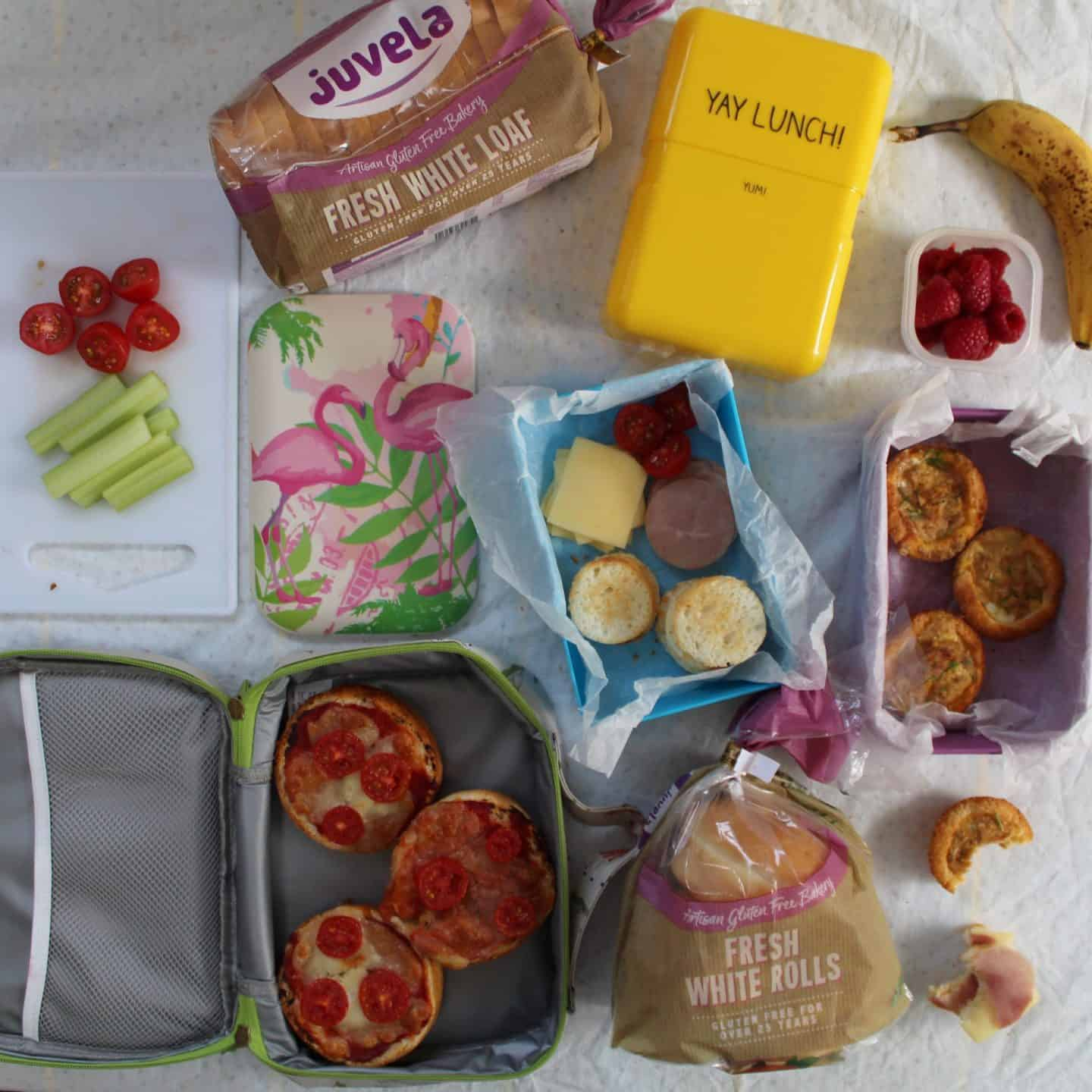 gluten free children's lunch ideas