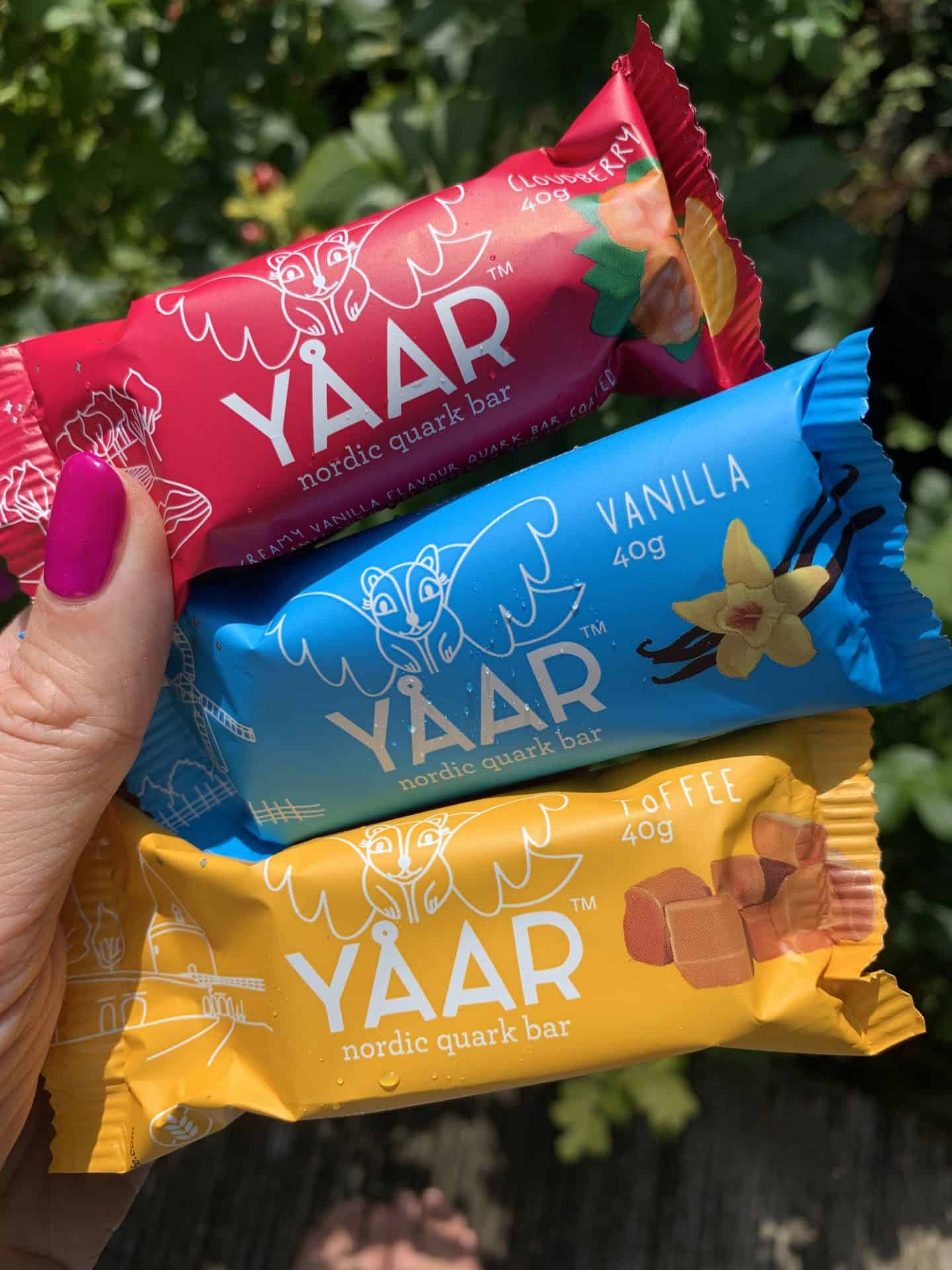 gluten free finds uk 2019 yaar bars
