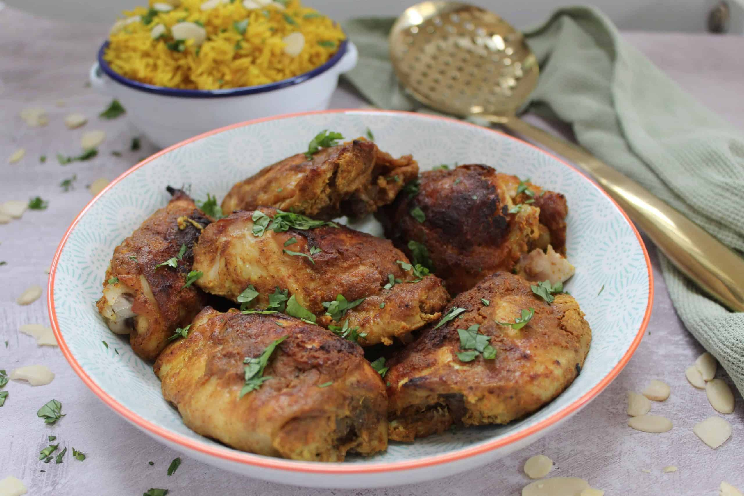 EASY GLUTEN FREE TANDOORI CHICKEN RECIPE 64