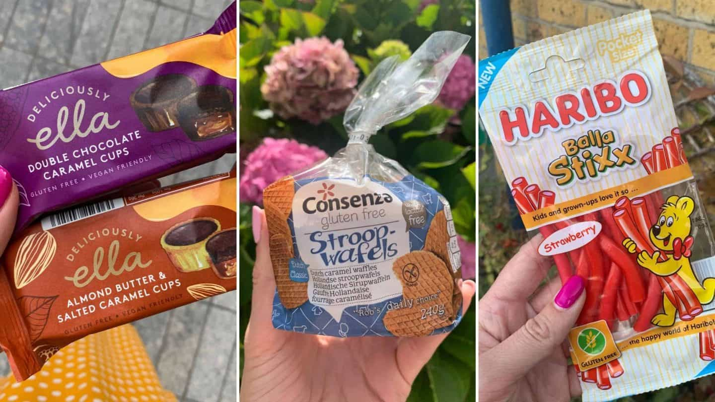 new gluten free products september 2019