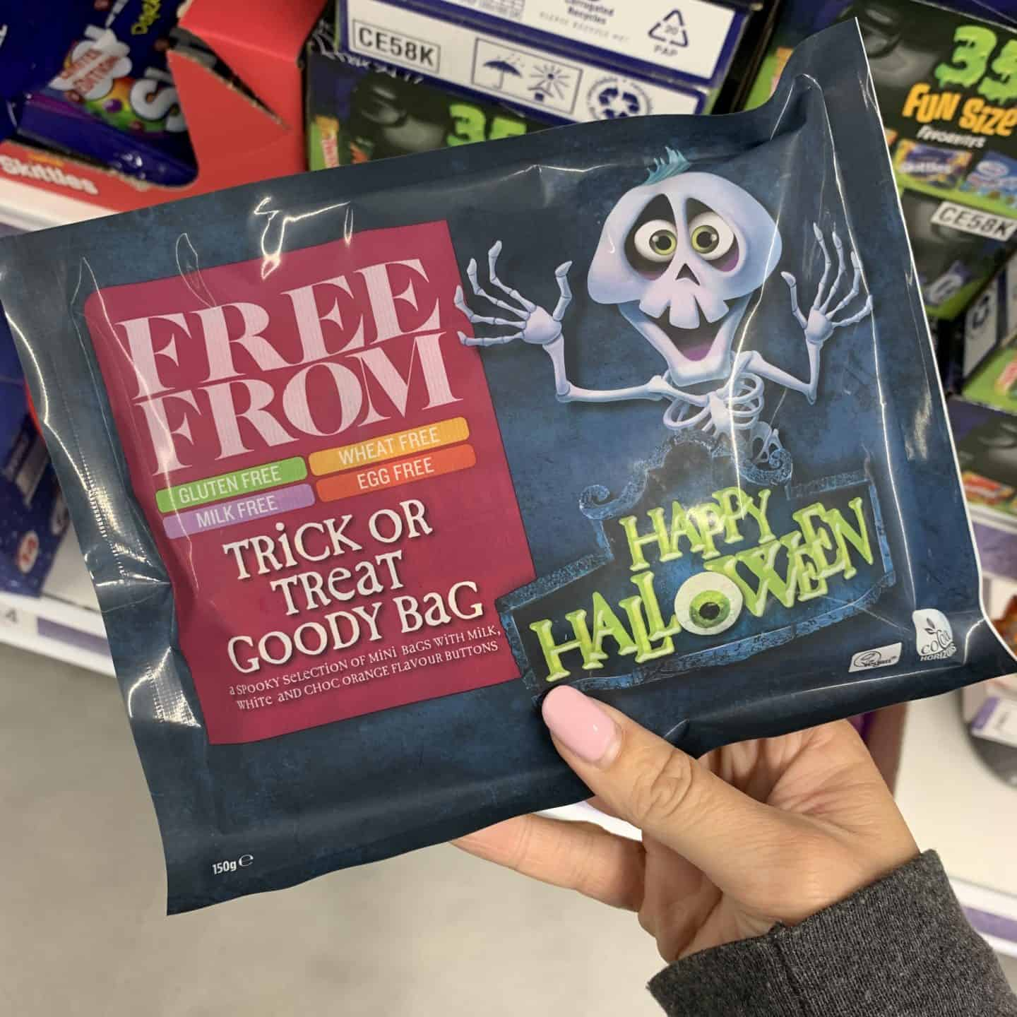 GLUTEN FREE FINDS OCTOBER 2019 UK SUPERMARKETS4
