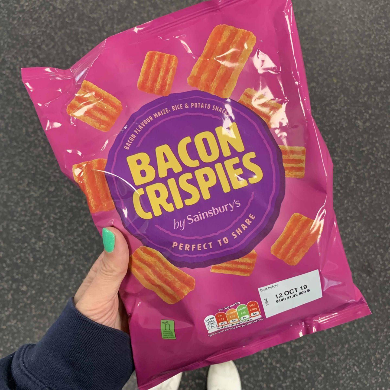 gluten free frazzles bacon crispies