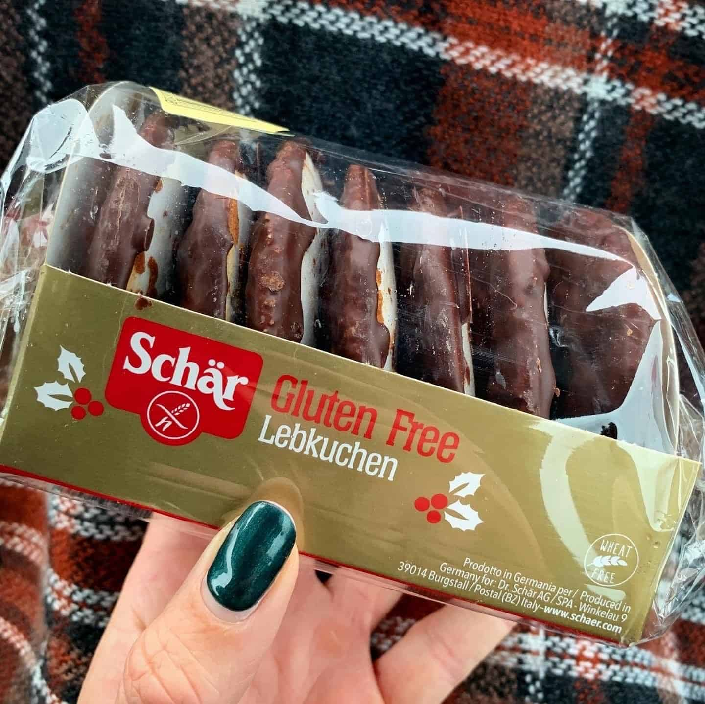 gluten free christmas food asda 2019