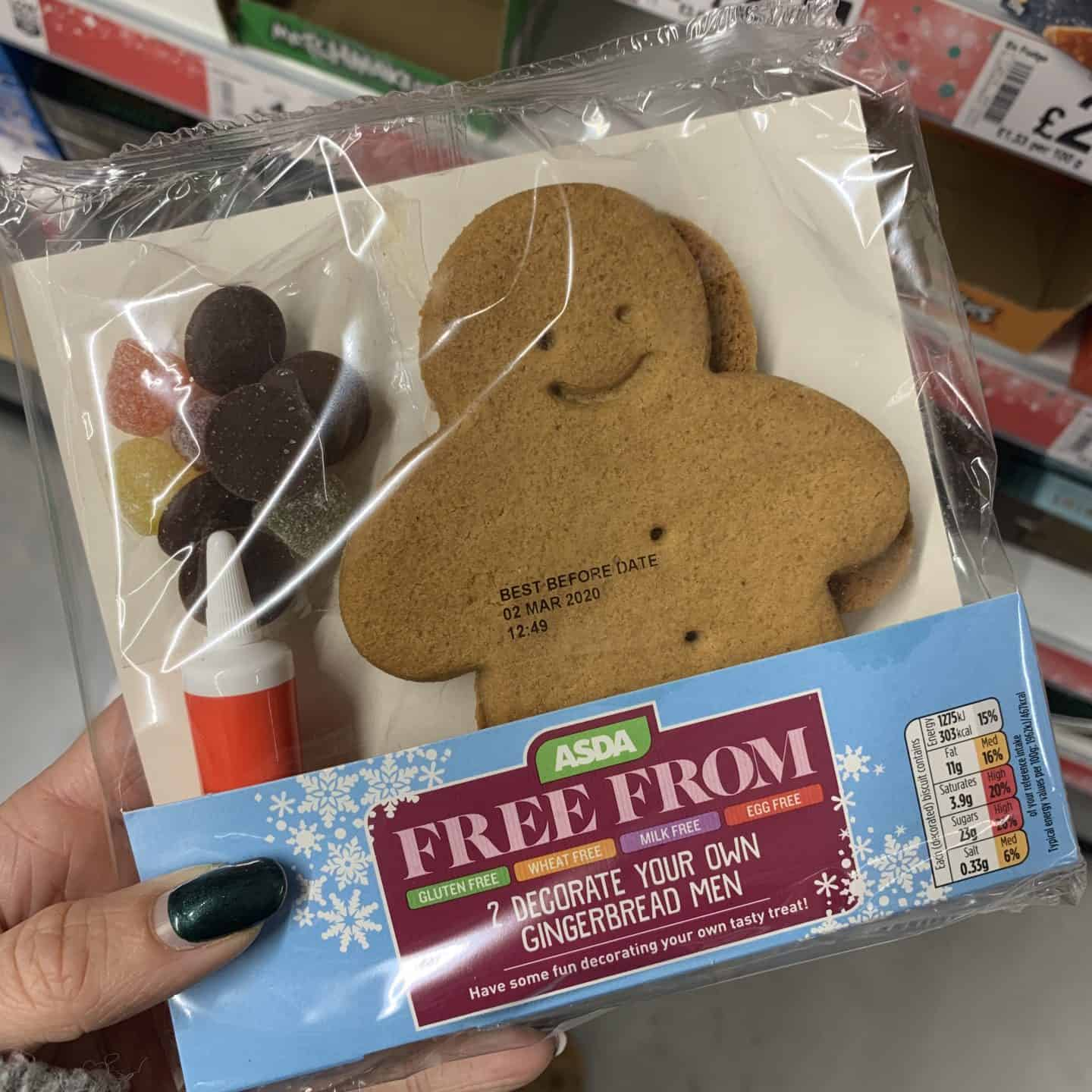 gluten free christmas products 2019 1