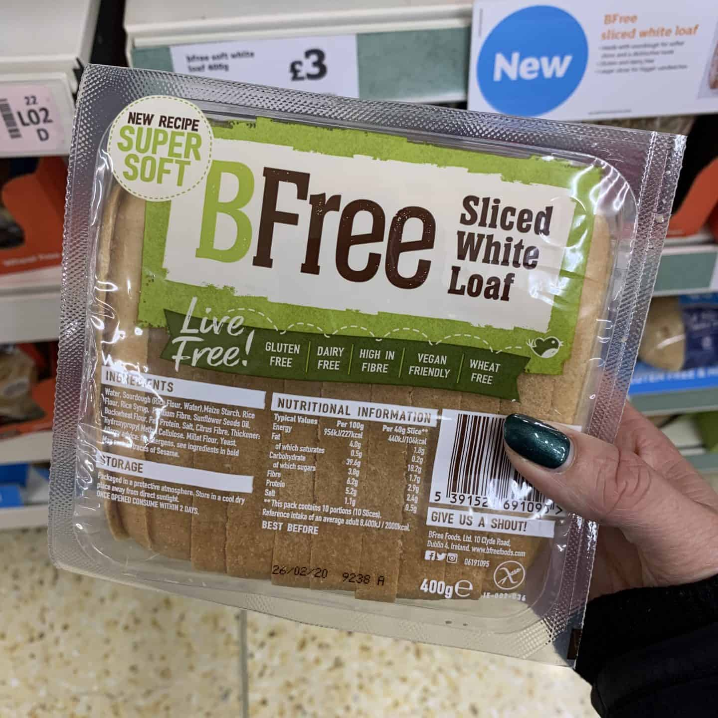gluten free new finds 2019