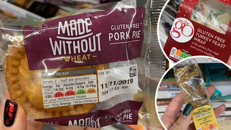 new gluten free finds november 2019