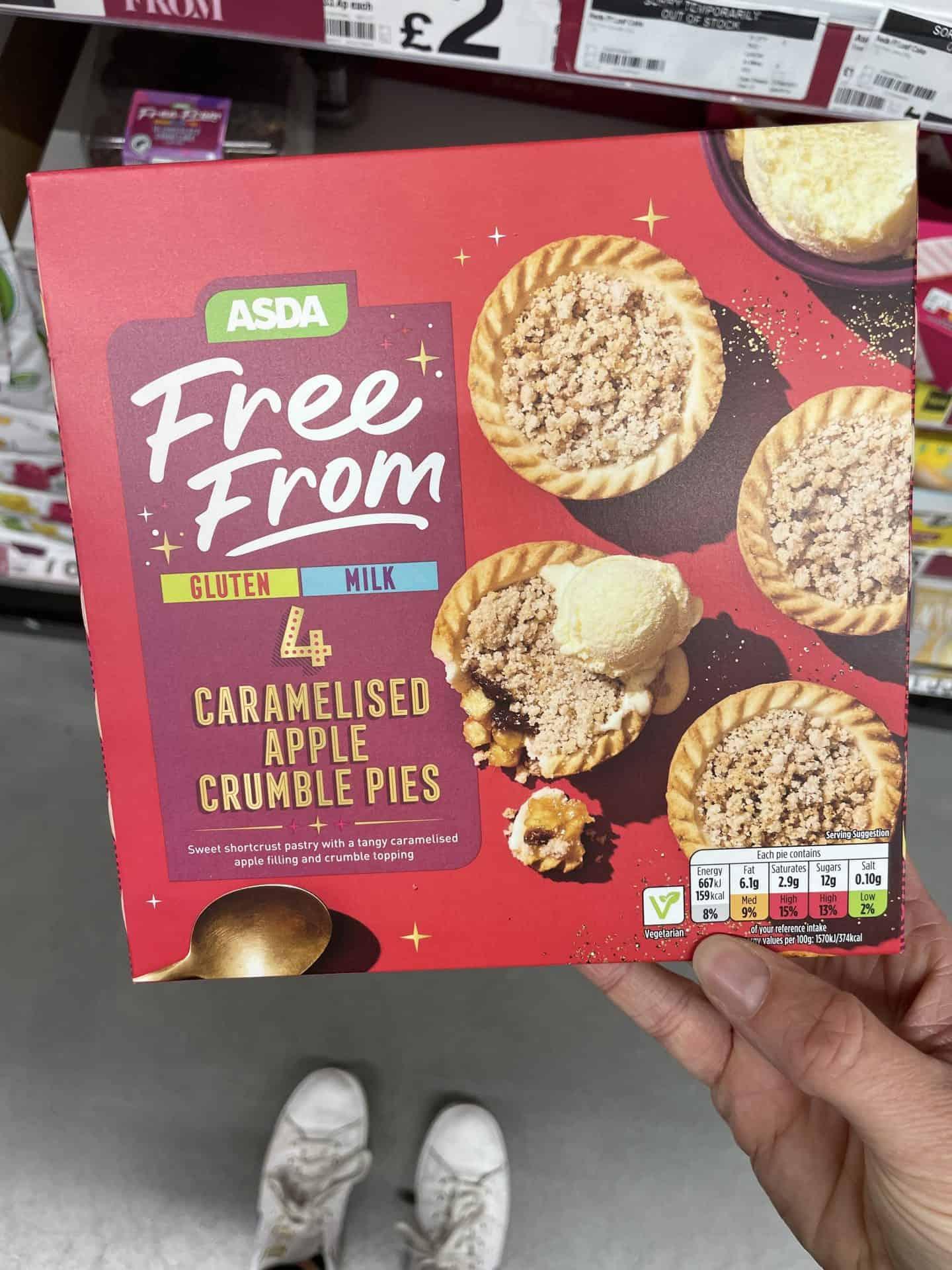 asda gluten free christmas