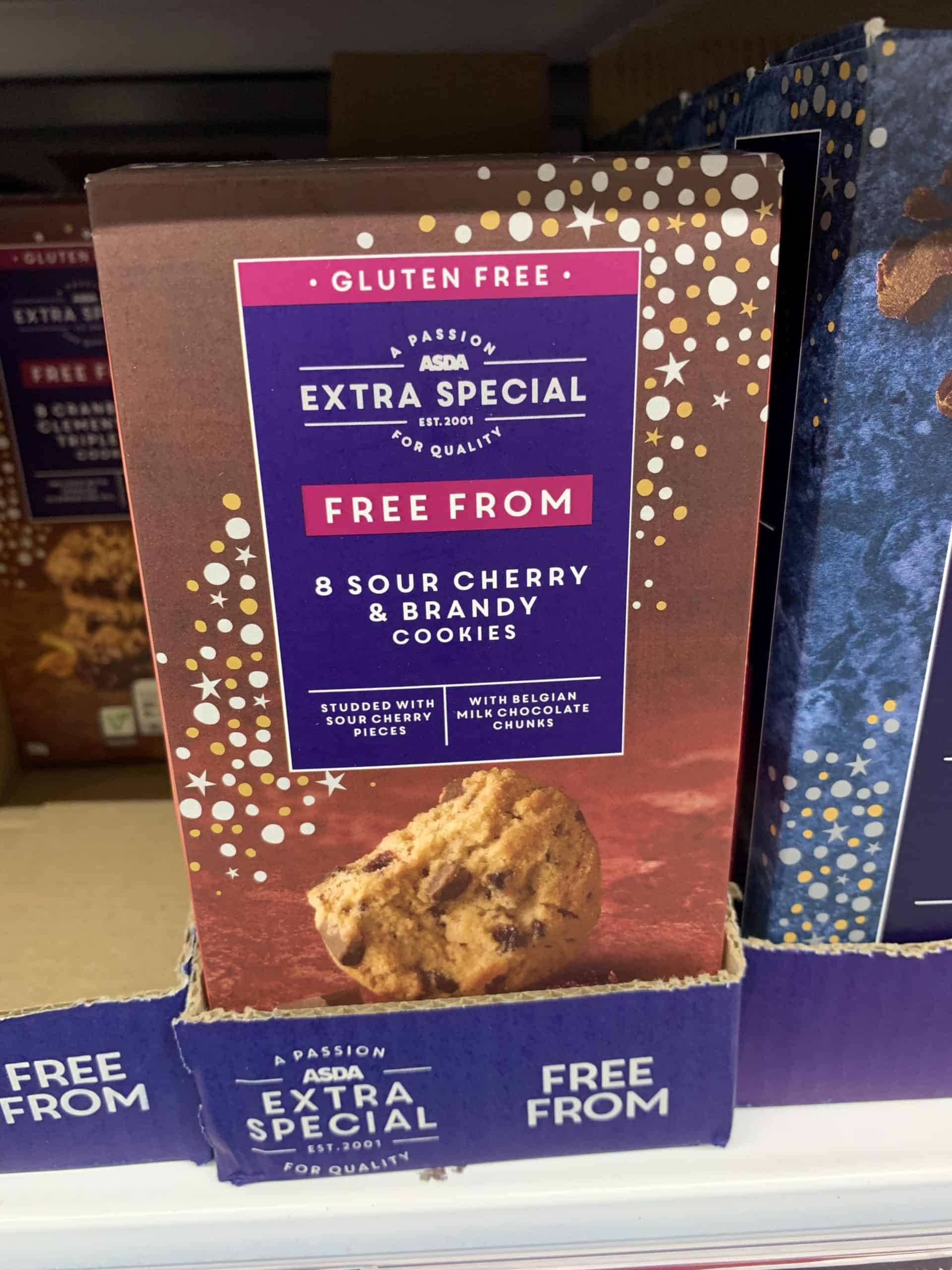 Gluten free christmas food Asda