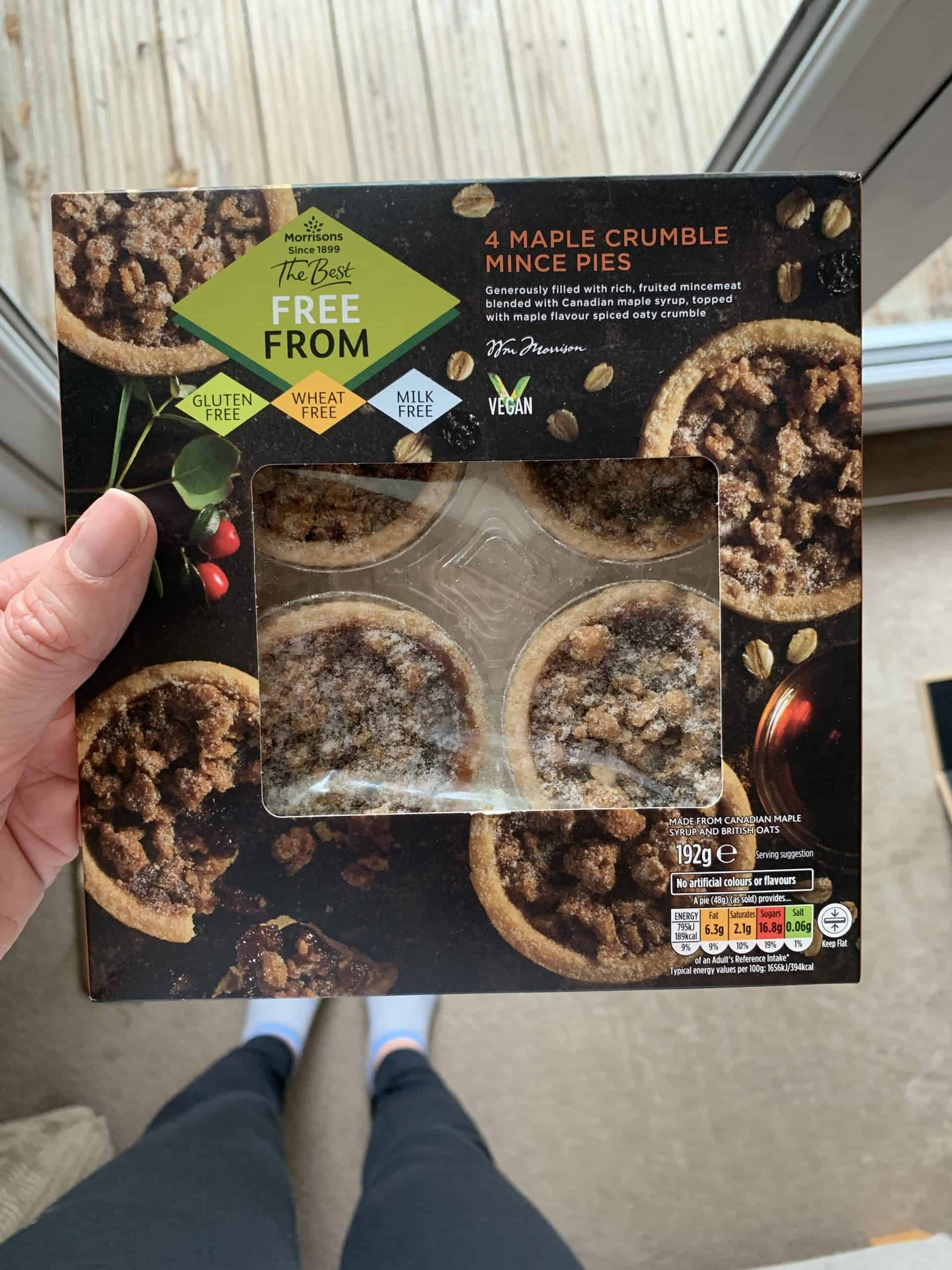 gluten free christmas food morrisons 2020 1