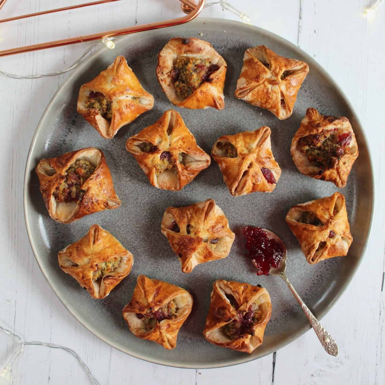 gluten free turkey and cranberry