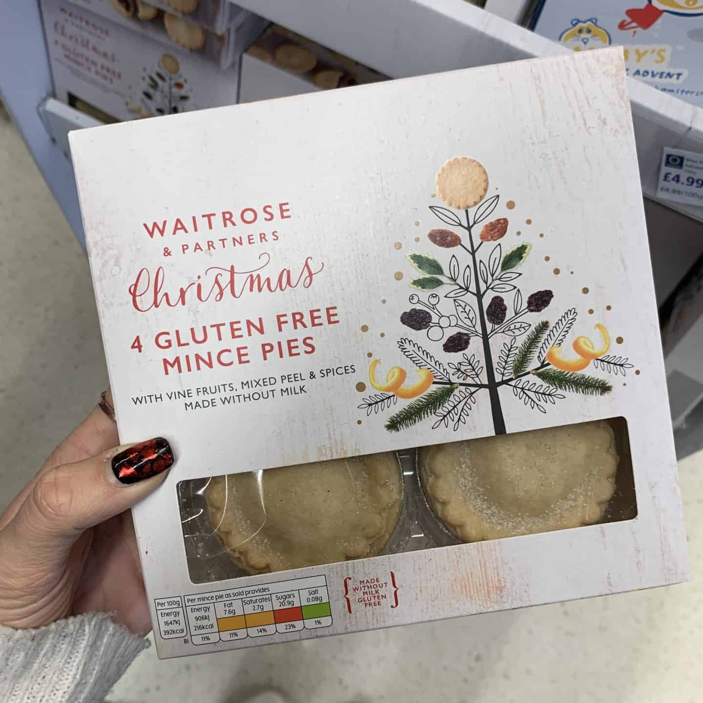 gluten free waitrose christmas food 10