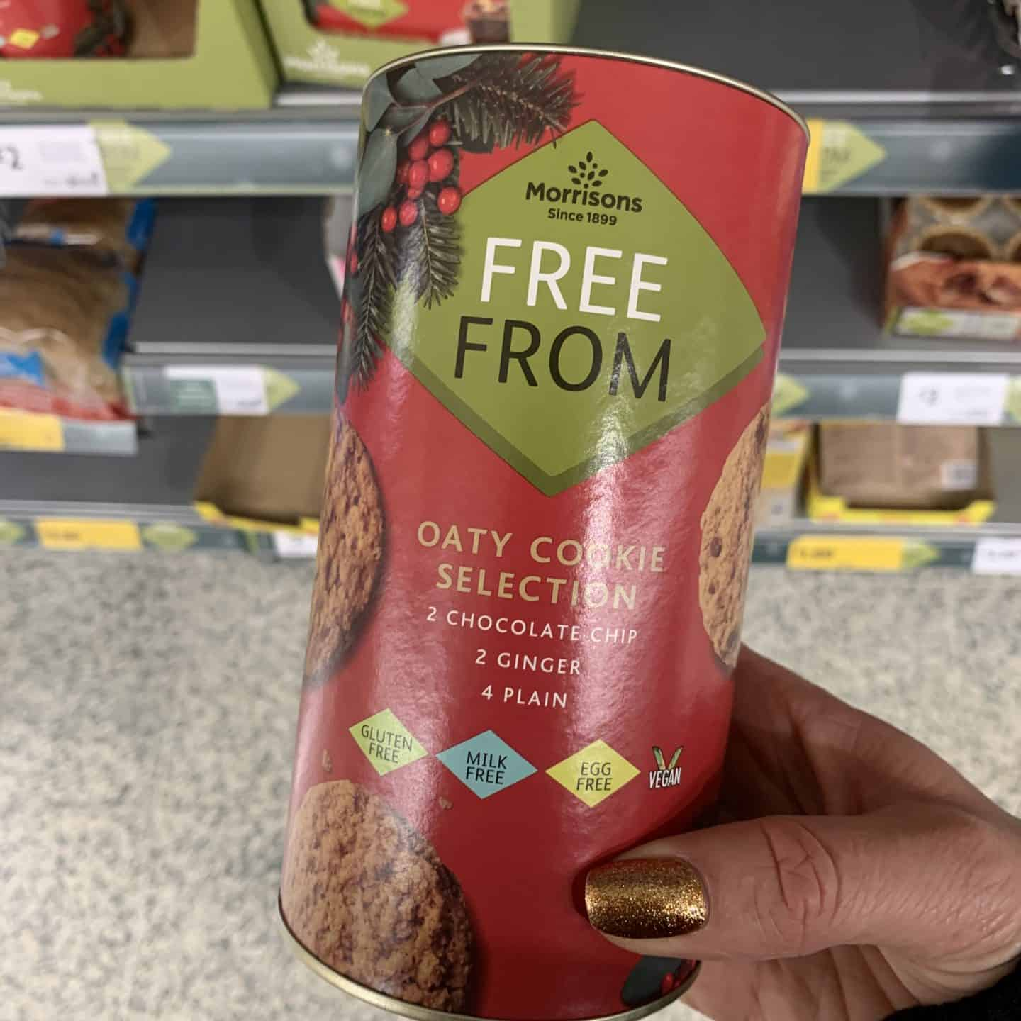 morrisons gluten free christmas food 2