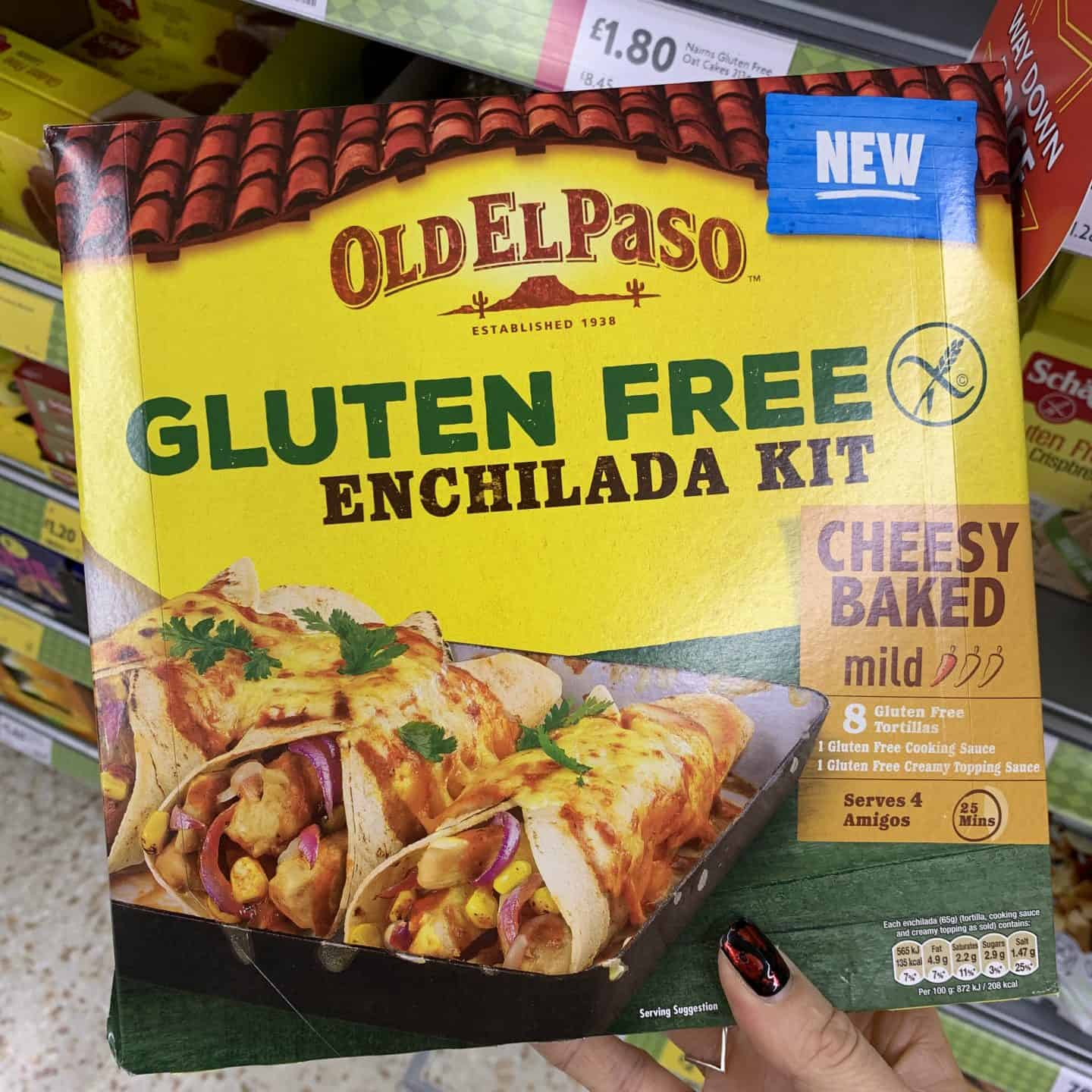 new gluten free products uk november 2019 14