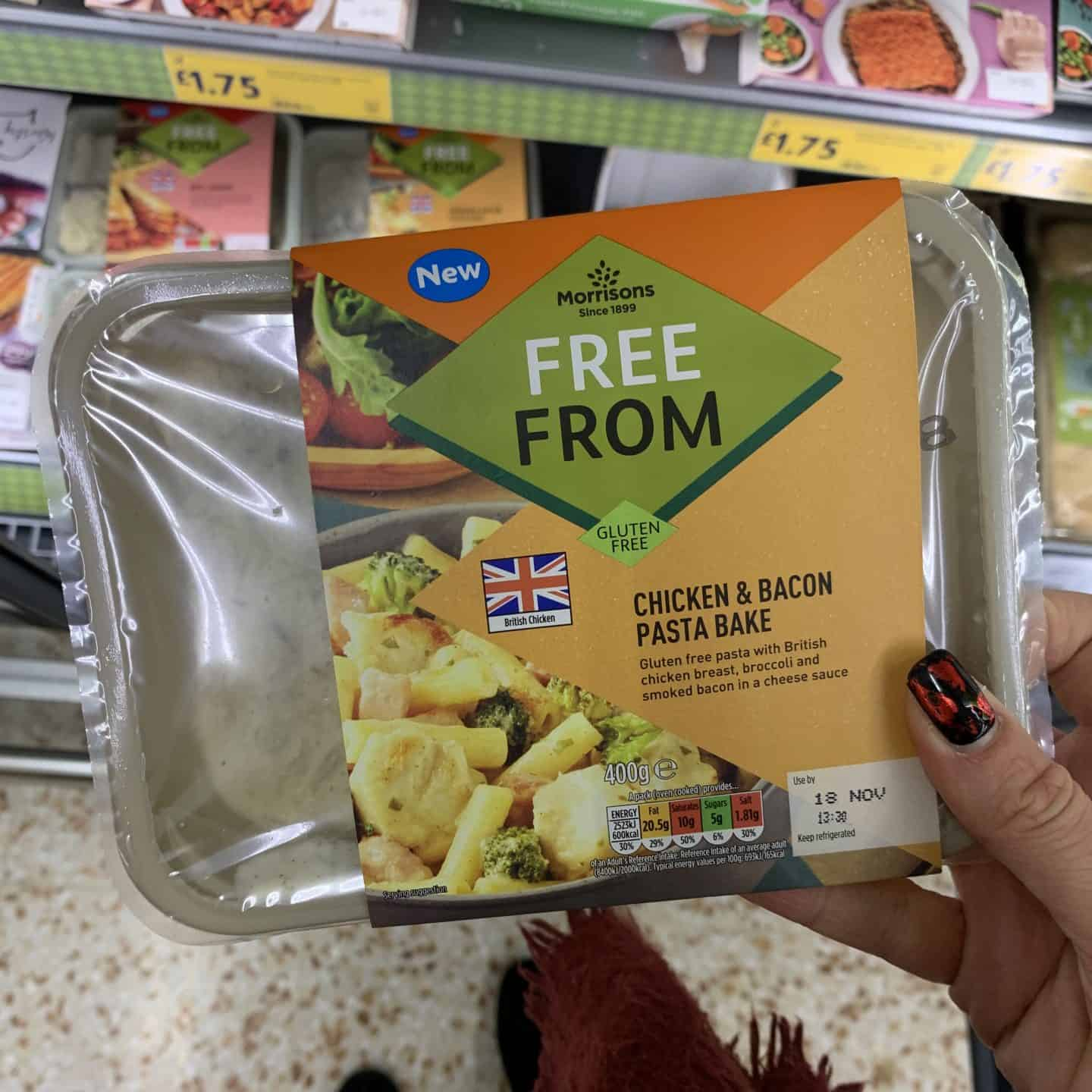 new gluten free products uk november 2019 15