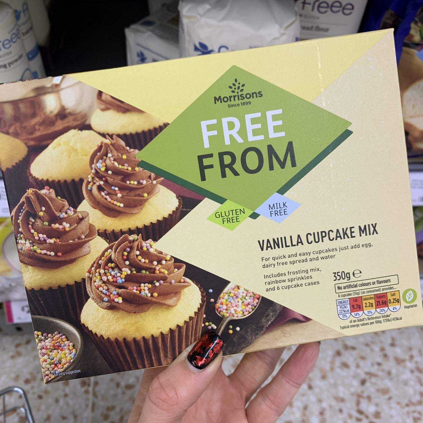 new gluten free products uk november 2019 17