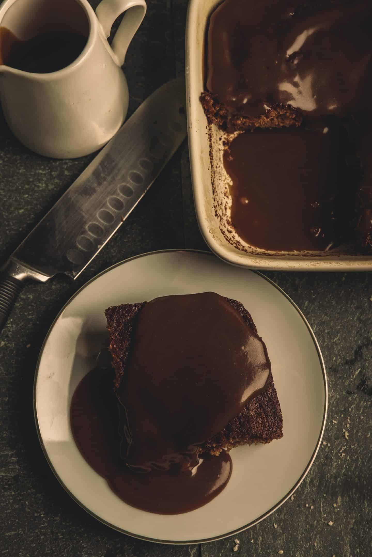 gluten free sticky toffee pudding recipe