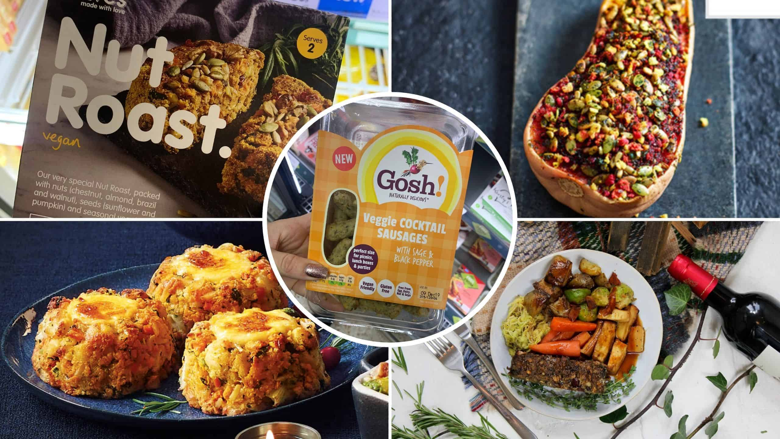 gluten free vegetarian christmas food vegan