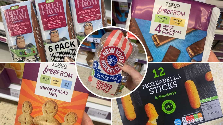 19 new gluten free treats I've found in the last week