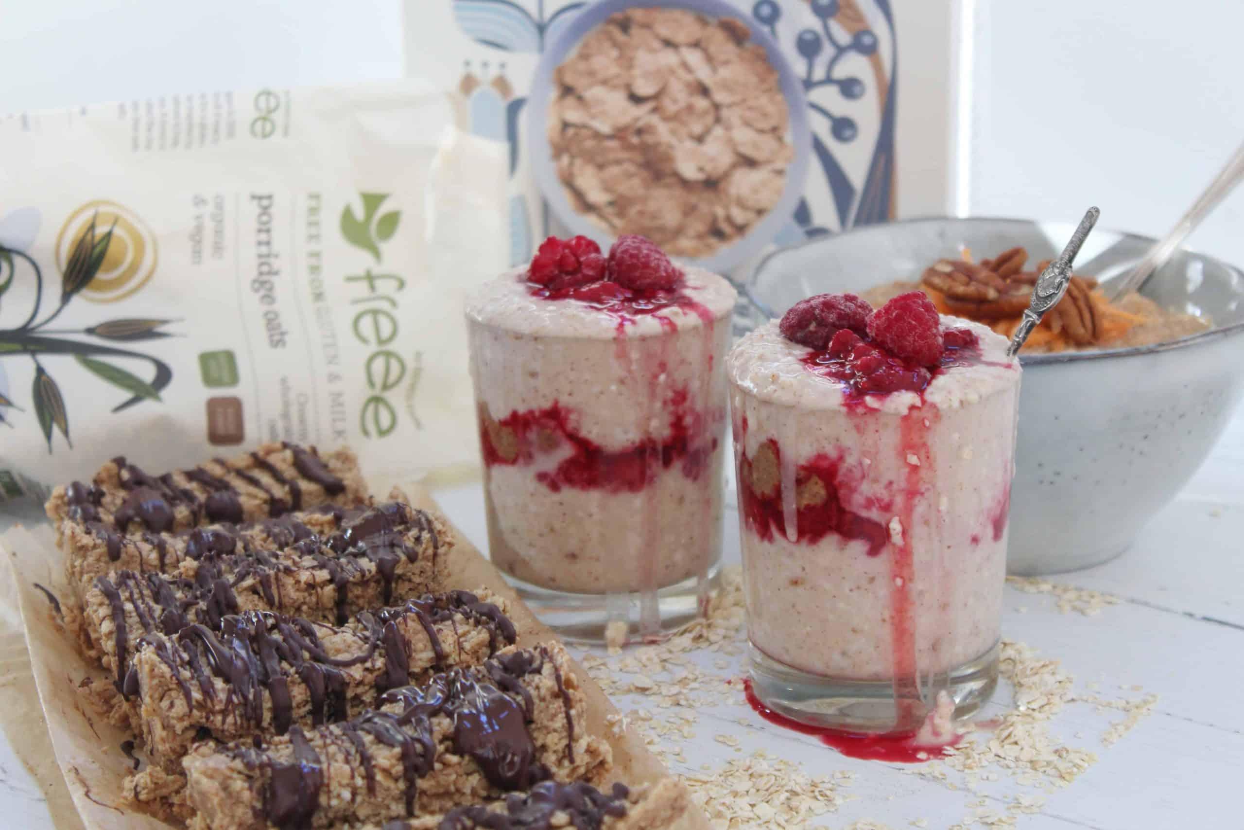 gluten free breakfast ideas FREEE GFBlogger 101