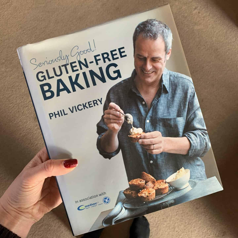 phil vickery gluten free baking book the best gluten free cookbooks